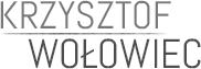 Krzysztof Wołowiec – Blog personalny